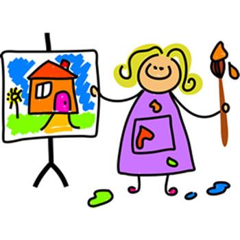 فضا جهت و رنگ در نقاشی کودکان چه می گویند؟؟