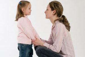 وضع قوانین ساده خانگی