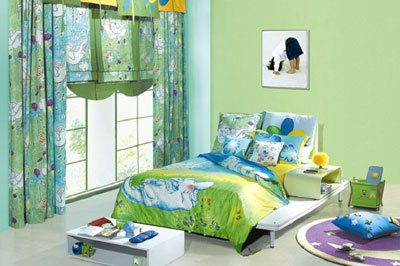 نکاتی در مورد اتاق کودک