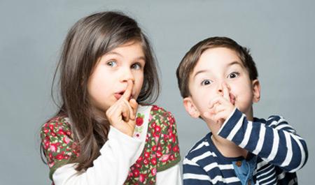 مقابله با دروغگویی کودکان