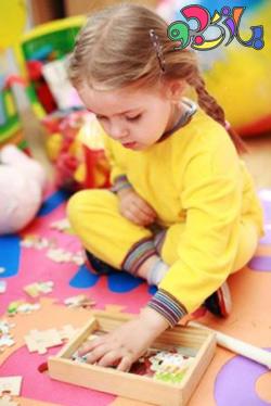 چگونه به وسیله اسباب بازی IQ کودکان خود را افزایش دهیم