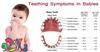 نکاتی در مورد دندان درآوردن کودک