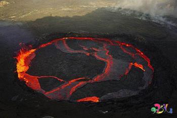 آتشفشانهای درون اقیانوس