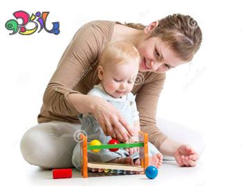 مهارت های  کودکان از سن 9 تا 18 ماهگی کدامند