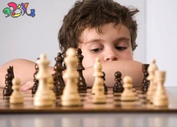 تاثیر بازی شطرنج در ذهن کودکان