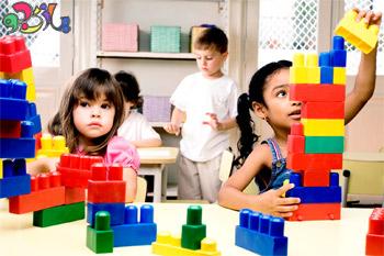 مزایای ارائه اسباب بازی های آموزشی برای کودکان