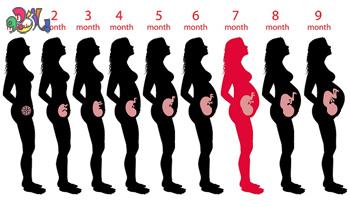 نکاتی که خانم باردار باید در دوران برداری مدنظر داشته باشد