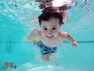 نکاتی مهم در مورد شنا و کودکان  سری اول