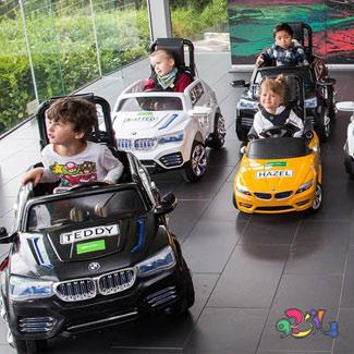 ماشین های شارژی کودکان  سری دوم