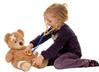 اسباب بازی هایی که کودک با آنها نقش بازی ميكند